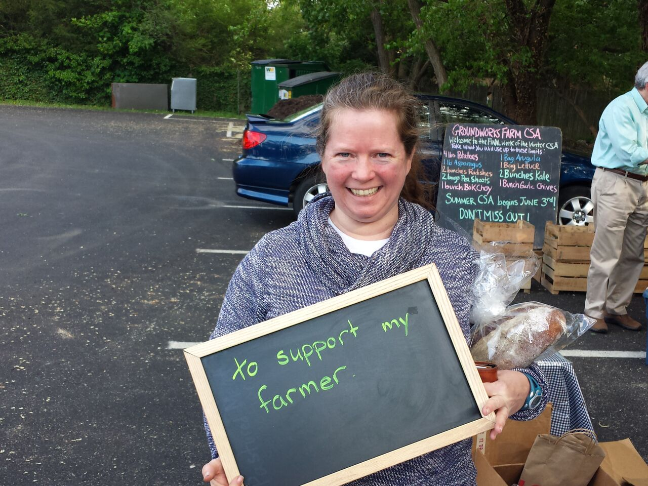 Groundworks Farm | CSA Shares for Maryland, DC and Northern