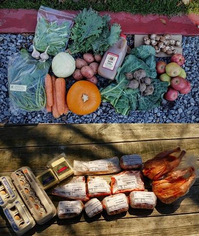 Winter-Spring Whole Farm Share